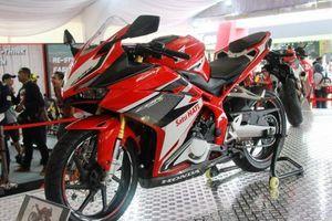 Honda CBR250RR 2019 giá hơn 183 triệu đồng tại Thái Lan