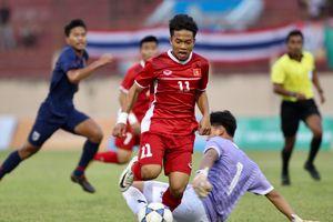 HLV Hoàng Anh Tuấn chú ý cầu thủ hay nhất giải U19 quốc tế