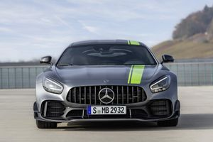 Xe thể thao hạng nặng Mercedes-AMG GT R Pro 2020 sẽ sớm xuất xưởng