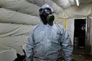 Bị tố tấn công hóa học Syria, Bỉ lớn tiếng kêu oan