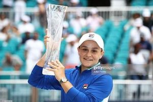 Ashleigh Barty vô địch đơn nữ giải Miami Open 2019