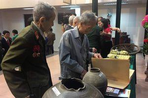 Kêu gọi hiến tặng kỷ vật trưng bày Nhà lưu niệm - truyền thống Mặt trận 479, 779
