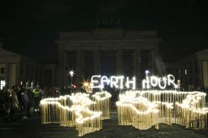 Thế giới đồng loạt tắt đèn hưởng ứng Giờ Trái Đất 2019