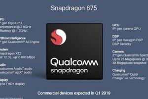 Redmi Note 7 Pro có hiệu năng rất tốt nhờ con chip Snapdragon 675