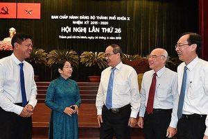 TPHCM chuẩn bị nhân sự mới: Ông Tất Thành Cang giữ chức gì?