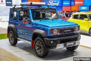 Suzuki Jimny được bán chính thức tại Thái Lan với giá hơn 1 tỷ đồng
