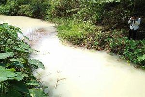Sẽ xử phạt doanh nghiệp xả thải vượt chuẩn gây ô nhiễm ở KCN Hòa Cầm