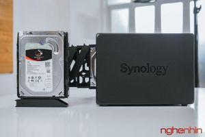Những tiện ích khi dùng ổ cứng lưu trữ NAS DS918+