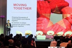 'Diễn đàn người Việt có tầm ảnh hưởng' vì một Việt Nam phát triển