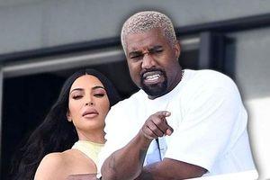 Rộ tin Kim Kardashian và Kanye West sống ly thân