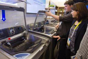Mỹ hủy bỏ thuế chống bán phá giá máy giặt cỡ lớn nhập khẩu từ Hàn Quốc
