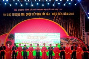 Hội chợ Thương mại quốc tế vùng Tây Bắc - Điện Biên 2019