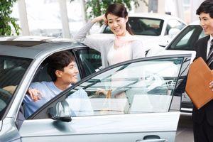 Ba khoản tiền nhất định phải tính đến khi mua ô tô