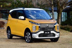 Mitsubishi và Nissan hợp tác ra mắt 'tiểu' Xpander, giá gây choáng tại Nhật