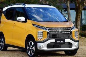 Mitsubishi eK X 2019 chính thức trình làng tại Nhật Bản với giá từ 300 triệu VNĐ