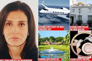 Lộ diện bà mẹ thất nghiệp 'Bà McMafia' siêu giàu đến từ Azerbaijan