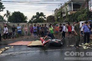 Xe máy đối dầu tại khúc cua tử thần, thanh niên chết thảm