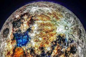 Những bức ảnh thú vị về Mặt trăng ở hình dáng và kích thước khác nhau