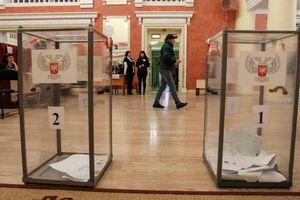 Khoảnh khắc 'im lặng' trước cuộc bầu cử Tổng thống Ukraine