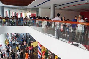 Khánh thành khu nhà điều hành TP Giáo dục quốc tế IEC Quảng Ngãi