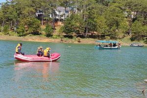 Đà Lạt: Tổ chức ăn uống rồi bơi trên hồ Tuyền Lâm, người đàn ông bị mất tích