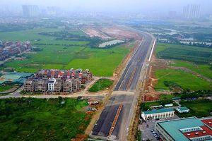 Ngày 10-10, thông xe tuyến đường Nguyễn Xiển - Xa La (Hà Nội)