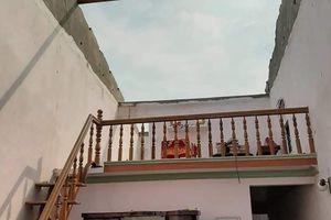 Lốc xoáy gây thiệt hại nặng tại Quảng Nam