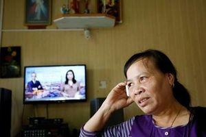Mẹ của Đoàn Thị Hương: 'Ngày về của con gái không còn xa nữa'