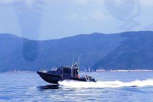 Hoa Kỳ bàn giao 6 xuồng tuần tra cho Cảnh sát biển Việt Nam