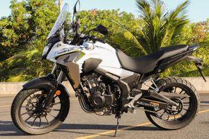 Chi tiết adventure hạng nhẹ Honda CB500X 2019 giá 187 triệu đồng