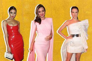 Miranda Kerr và dàn siêu mẫu Victoria's Secret mặc đẹp tuần qua