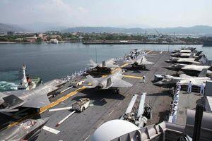 Mỹ lần đầu đưa F-35B đến Đông Nam Á tập trận