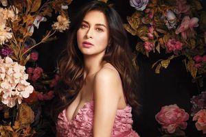 'Mỹ nhân đẹp nhất Philippines' khoe vẻ gợi cảm khi mang bầu 9 tháng