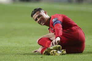 Chấn thương của Ronaldo khiến Juventus gặp khó tại Champions League