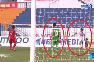 Cúp quốc gia 'rúng động' vì cầu thủ đá phản lưới nhà: 'Đây là hành vi phản cảm, phi thể thao…'