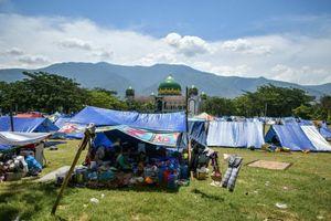 6 tháng sau trận động đất ở Indonesia: Hàng ngàn trẻ em vẫn đang vô gia cư