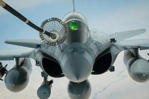 Ghế phi công tự động... phóng, chiến đấu cơ Rafale bị cấm bay
