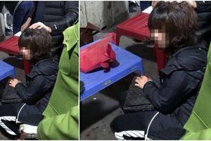 Cảnh sát thu giữ nhiều tang vật vụ nổ súng cướp tiền ở chợ Long Biên