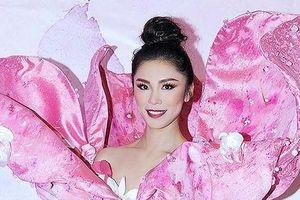 Hoa hậu Hoàn Vũ Ryio Mori gây thương nhớ trong màn múa