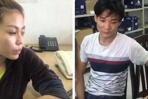 TP.HCM: Bắt được cặp đôi cướp xe của tài xế công nghệ nhờ camera an ninh