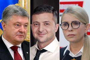 Ủy ban Bầu cử Trung ương Ukraine chính thức tuyên bố sẽ tổ chức vòng 2