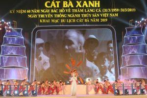 Cát Bà Xanh - Kỷ niệm 60 năm ngày Bác về thăm làng cá