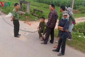 Gây tai nạn chết người ở Nghệ An, lấy xe máy nạn nhân chạy về Lạng Sơn