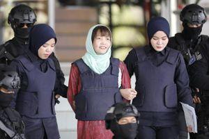Đoàn Thị Hương thoát tội giết người, có thể được trả tự do vào tháng 5