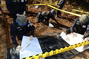 Hàn Quốc bắt đầu khai quật hài cốt binh sỹ tại DMZ