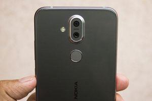 Đầu tháng 4, Nokia 8.1 giảm giá cực sốc