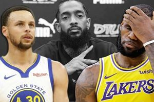 LeBron James và Stephen Curry tiếc thương trước sự ra đi của rapper Nipsey Hussle