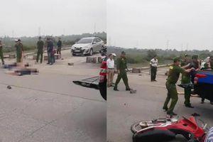 Xác định danh tính nam thanh niên sát hại bạn gái rồi tự tử ở Ninh Bình