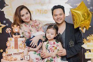Lấy chồng đại gia, Trang Nhung vẫn 5 lần 7 lượt mặc lại đồ cũ đi sự kiện