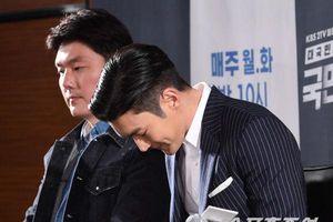 Choi Siwon cúi đầu xin lỗi vì scandal chó cắn chết người tại họp báo phim, K-net nói gì?